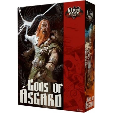 Blood Rage Bogowie Asgardu