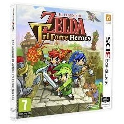 The Legend of Zelda: Tri...