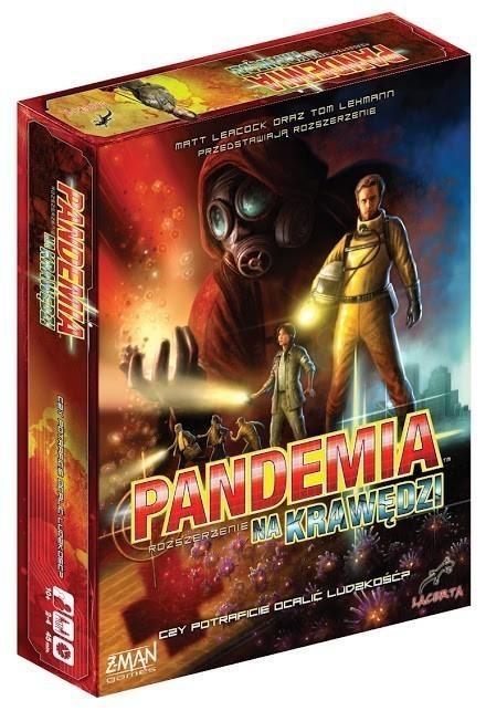 Pandemia (Pandemic) Na Krawędzi