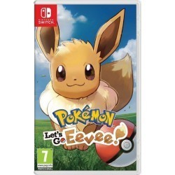 Pokemon Let's Go Eevee! NS