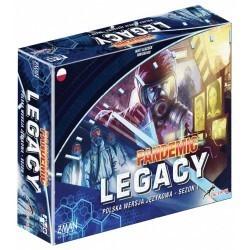 Pandemia (Pandemic) Legacy...