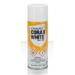 Citadel Spray Corax White