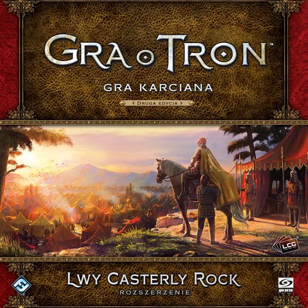 Gra o Tron LCG - Lwy Casterly Rock