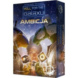 Roll for the Galaxy - Ambicja