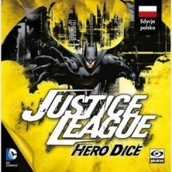 Justice League: Hero Dice -...