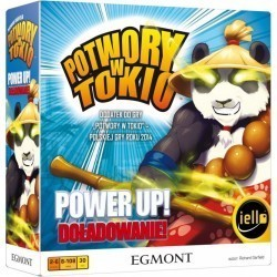 Potwory w Tokio Power Up!...