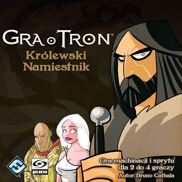 Gra o Tron Królewski Namiestnik