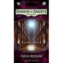 Horror w Arkham LCG Miasto...