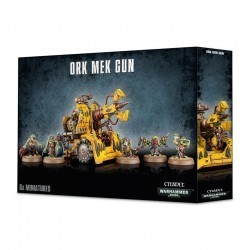 Orks Mek Gun