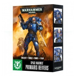 Space Marine Primaris...