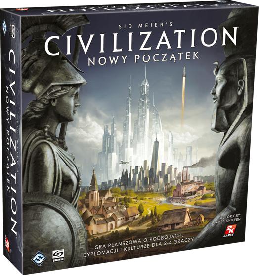 Sid Meiers Civilization: Nowy początek