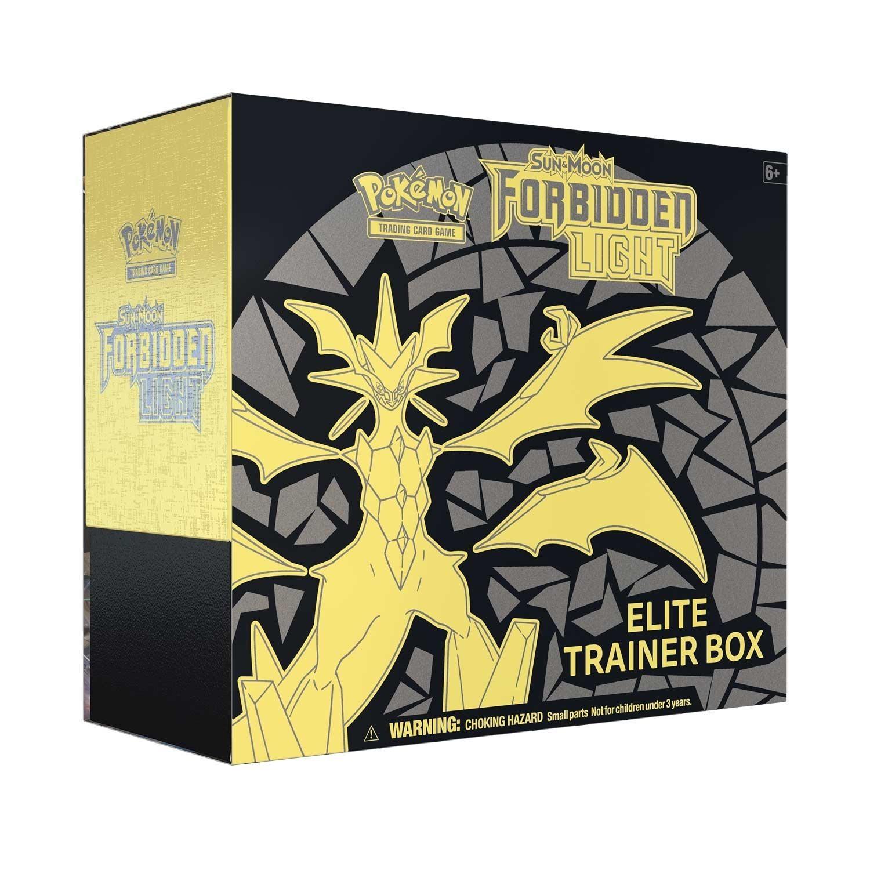 Pokemon TCG: Sun & Moon 6 Forbidden Light Elite Trainer Box