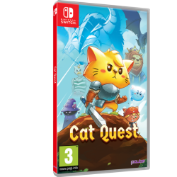 Cat Quest NS
