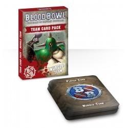 Blood Bowl Nurgle Team Cards