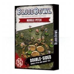 Blood Bowl Nurgle Pitch