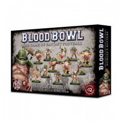 Blood Bowl Nurgle's Rotters...