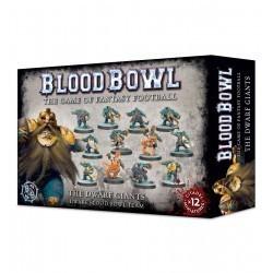 Blood Bowl The Dwarf Giants...