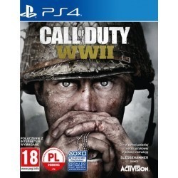Call Of Duty WWII PL PS4...