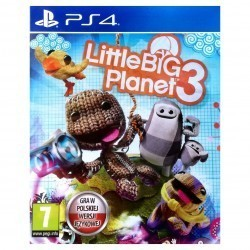 Little Big Planet 3 PL PS4...