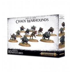 Beasts Of Chaos Warhounds