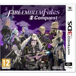 Fire Emblem Fates: Conquest...