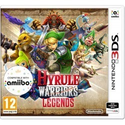 Hyrule Warriors Legends...