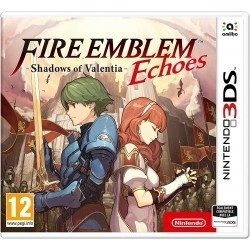 Fire Emblem Echoes: Shadows...