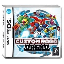 Custom Robo Arena DS używana