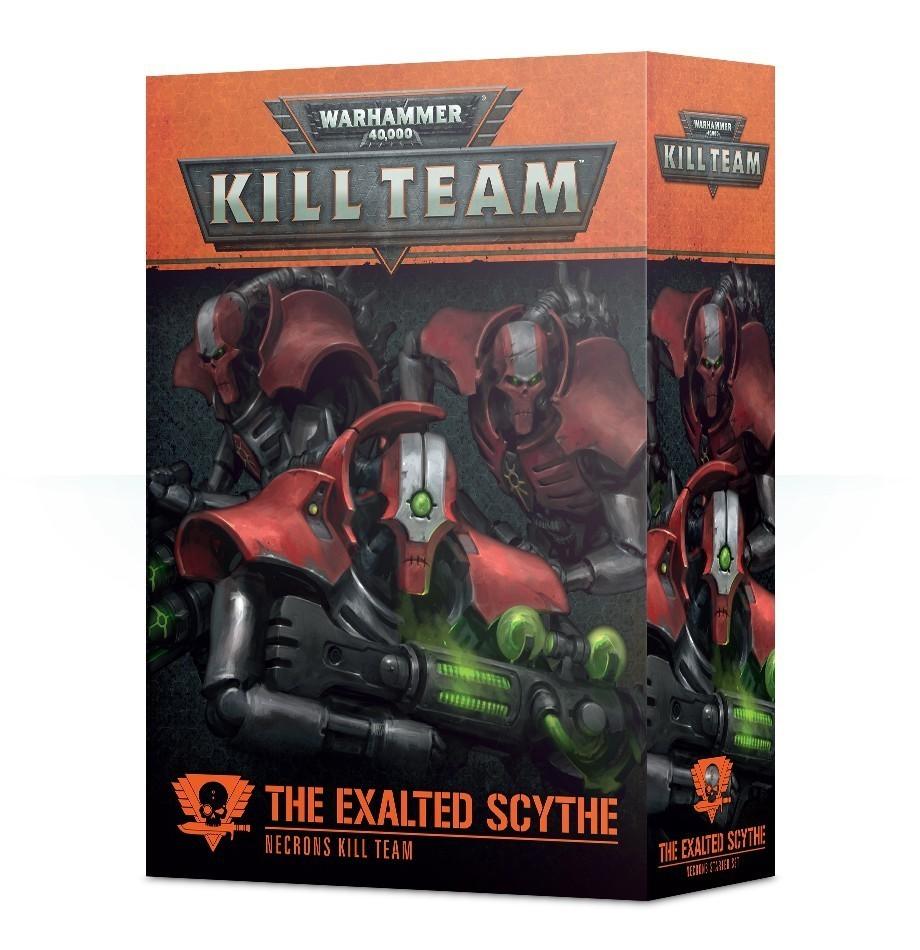 Kill Team: The Exalted Scythe  Necrons Starter Set
