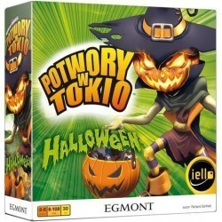 Potwory w Tokio Halloween