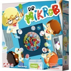 Dr Mikrob (promocja)