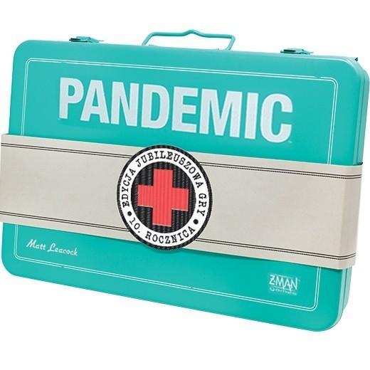 Pandemia (Pandemic) 10th Anniversary (edycja polska)