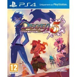 Disgaea 5: Alliance of...