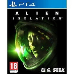 Alien Obcy Isolation PS4
