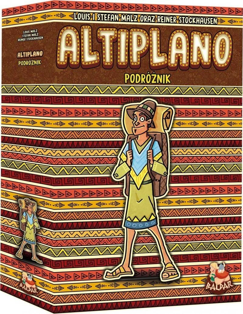 Altiplano Podróżnik