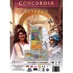 Concordia - Egipt/Kreta