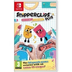 Snipperclips Cut It Out,...
