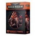 Kill Team: Nemesis 9 Tyrantis Tyranid Commander Set