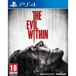 The Evil Within PS4 używana