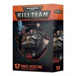 Kill Team: Gaius Acastian...