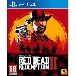 Red Dead Redemption II PS4...
