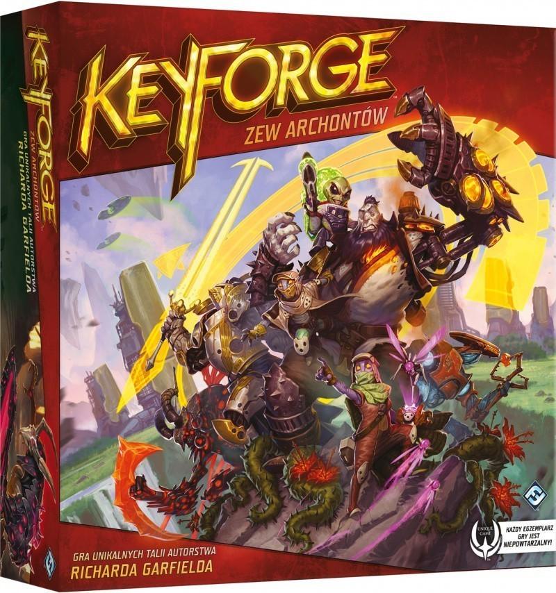 KeyForge Zew Archontów - Pakiet Startowy