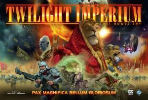 Twilight Imperium Świt Nowej Ery
