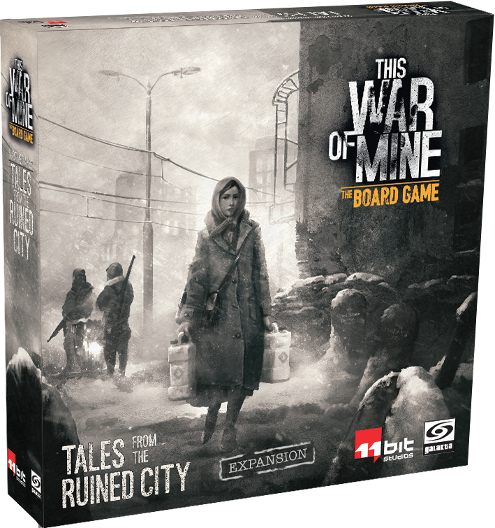 This War Of Mine - Tales from the Ruined City