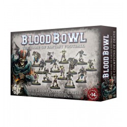 Blood Bowl Champions of...
