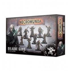 Necromunda Delaque Gang