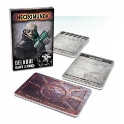 Necromunda Delaque Gang Cards