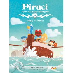 Komiks Paragrafowy - Piraci