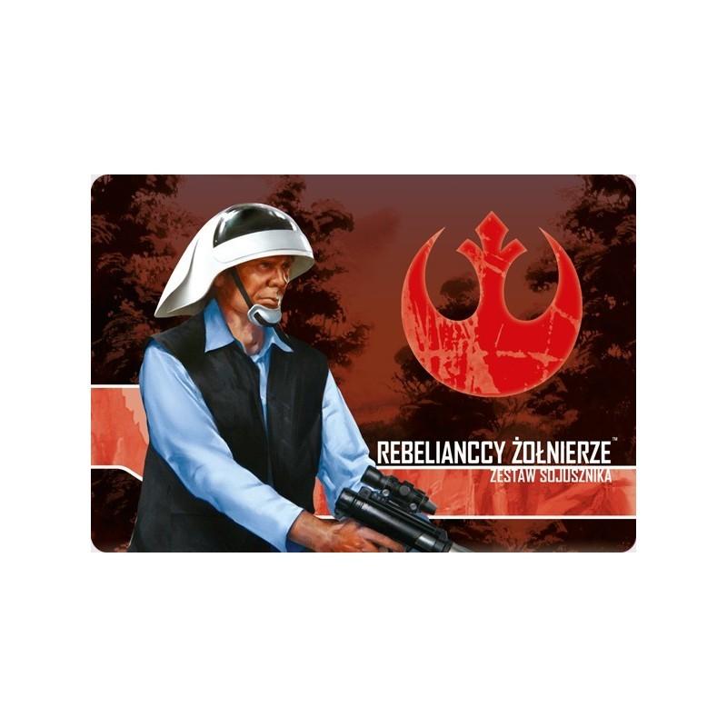 Imperium Atakuje - Rebelianccy Żołnierze