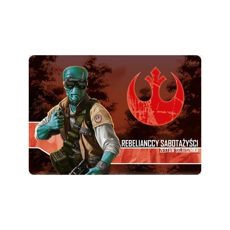 Imperium Atakuje - Rebelianccy Sabotażyści